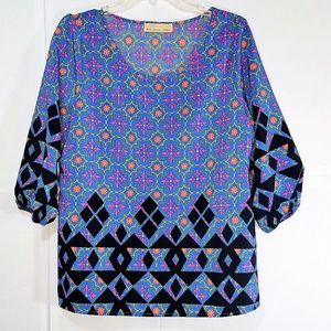 how.very.loved Fun Pullover Blouse